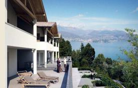 Apartments for sale in Stresa. Cozy apartment with a terrace and lake views, Stresa, Piedmont, Italy