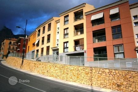 Cheap 3 bedroom apartments for sale in Finestrat. Apartment – Finestrat, Valencia, Spain