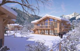 Luxury property for sale overseas. Villa – Chamonix, Auvergne-Rhône-Alpes, France
