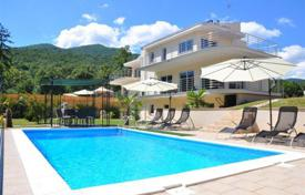 Houses with pools for sale in Primorje-Gorski Kotar County. Fully furnished villa with pool 2 km from the sea in Opatija