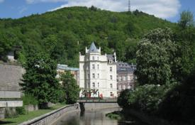 Luxury property for sale in Karlovy Vary Region. Hotel with a parking in the center of Karlovy Vary, Czech Republic
