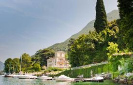 Luxury 5 bedroom houses for sale in Italian Lakes. A reconstructed villa with centuries-long history on the bank of Lake Como