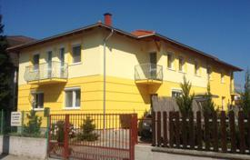 Apartments for sale in Zala. Two-bedroom apartment in a new building with a parking in Heviz, Hungary
