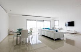 New homes for sale in Israel. Three bedroom apartment with a terrace and overlooking the sea in Netanya, Israel