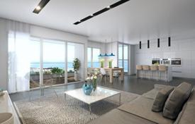 Coastal new homes for sale in Israel. Apartment with balcony in a new residence, 200 meters from the sea-front, in Netanya, Israel
