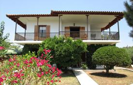 Coastal houses for sale in Administration of Macedonia and Thrace. Detached house – Sithonia, Administration of Macedonia and Thrace, Greece