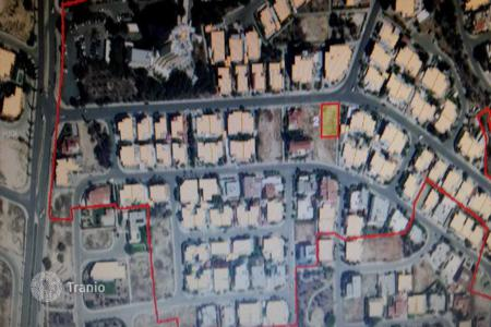 Development land for sale in Nicosia. 521m² Residential Plot in Aglantzia
