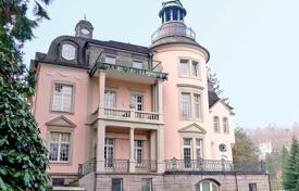 Ancient villa in the Baroque style, with a large plot and a park in Baden-Baden, Germany for 6,900,000 €