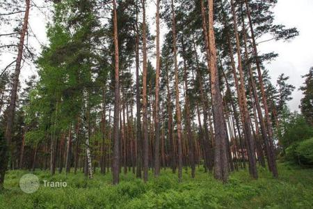 Land for sale in Garkalne municipality. Land at the lake side for sale!