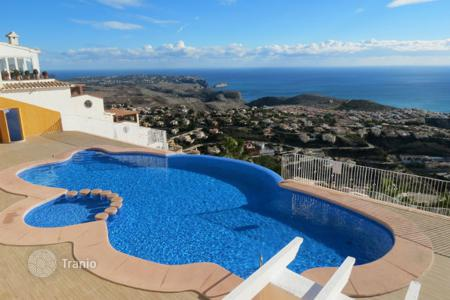 Coastal property for sale in Cumbre. Apartment of 2 bedrooms in Benitachell