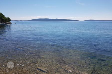 Coastal land for sale in Croatia. Seafront building land in Croatia, Kastel Kambelovac