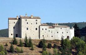 Luxury property for sale in Umbria. Antique medieval castle of the XIII century in Italy