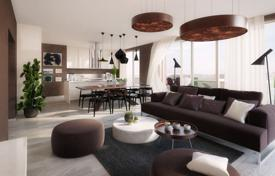 New homes for sale in Praha 4. Three-bedroom apartment with a balcony, in a new building, Prague, Czech Republic