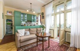 Apartments for sale in Praha 7. Spacious apartment with a balcony and a parking, Prague, Czech Republic