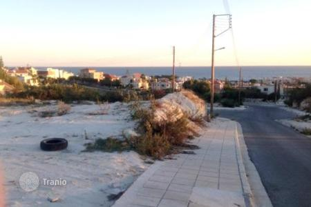 Coastal development land for sale in Limassol (city). Development land – Limassol (city), Limassol, Cyprus