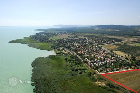 Land for sale in Veszprem County. Development land – Balatonudvari, Veszprem County, Hungary