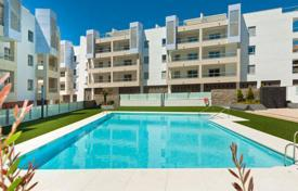 3 bedroom apartments for sale in Spain. New apartments with sea view in a residence with swimming pool, garden and parking, Marbella, Spain