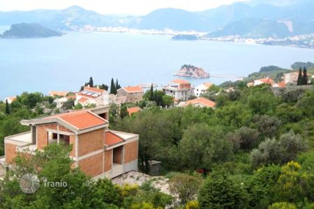 Houses with pools for sale in Blizikuće. Villa – Blizikuće, Budva, Montenegro