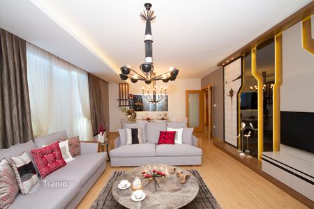 3 bedroom apartments for sale in Western Asia. Apartment in a prestigious district of Istanbul
