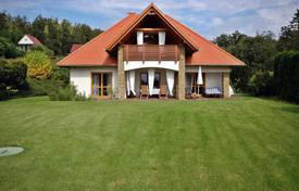 Houses for sale in Hungary. Detached house next to the forest on the Northern coastline of Lake Balaton