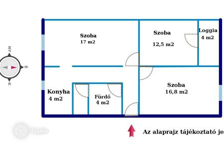 Apartments with pools for sale in Hungary. Apartment – Budapest, Hungary