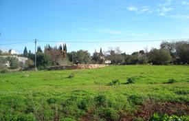 Development land for sale in Portugal. Fantastic Plot with Planning Permission, between Loulé and Almancil