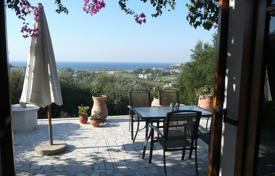 1 bedroom houses by the sea for sale in Zakinthos. Zakynthos. House of 77sqm, with panoramic great views, in a tourist area of Zakynthos, just 700 meters from the beach