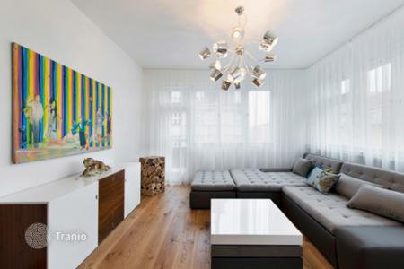 New homes for sale in Prague. Three-bedroom apartment in Prague 3. Mortgage is possible