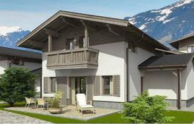 Off-plan houses for sale in Alps. Furnished chalets for rent with three bedrooms and a sauna in a few minutes from the ski lift, Rauris, Salzburg