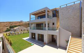 3 bedroom houses for sale in Southern Europe. Villa – Ligaria, Crete, Greece