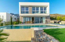Designer villa with private pool and sea views in Finestrat for 648,000 €
