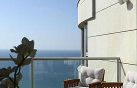 Luxury apartments for sale in Netanya. Stylish apartment with two balconies in a modern residential complex near the city center in Netanya, Israel
