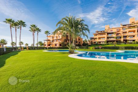 Luxury apartments with pools for sale in Andalusia. Apartment for sale in Los Granados del Mar, Estepona