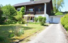 Houses for sale in Germany. Comfortable house with a private garden and a garage, Starnberg, Germany