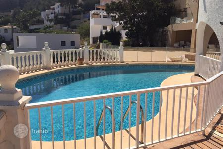 3 bedroom villas and houses to rent in Javea (Xabia). Comfortable apartments, just 10 minute walk from the beach, Javea, Valencia