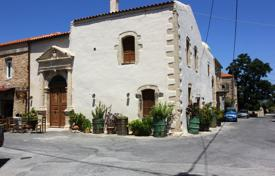 5 bedroom houses for sale in Crete. Detached house – Rethimno, Crete, Greece