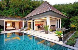 Villas and houses to rent in Choeng Thale. The advantages of this villa: — incredible panoramic views of the sea