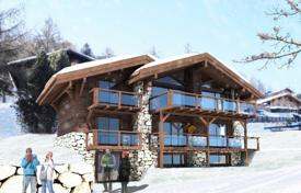 Luxury 5 bedroom houses for sale in Central Europe. Villa – Nendaz, Valais, Switzerland