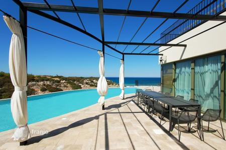 Luxury houses for sale in Esentepe. Luxury villa on the coast of Northern Cyprus