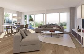 Apartments for sale in Baden-Wurttemberg. Modern apartment with a terrace in a new residential complex with a garden and a parking, Herdern, Freiburg, Germany