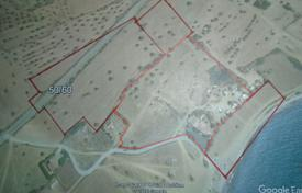 Luxury residential for sale in Mazotos. Beach Front Building Plots for sale