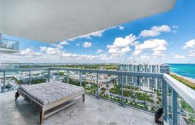 Designer apartment with panoramic ocean views in Miami Beach, Florida, USA for $2,199,000