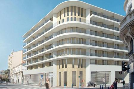 New homes for sale in Nice. Modern apartment in a new residence just 200 meters to the sea in Nice, Côte d'Azur, France