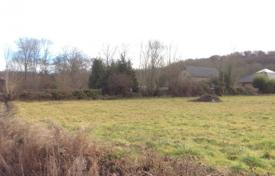 Development land for sale in France. Spacious plot overlooking the Pyrenees Mountains, Pas-de-Calais, France