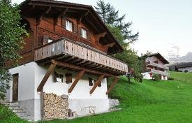 Villas and houses to rent in Swiss Alps. Detached house – Interlaken, Bern District, Switzerland