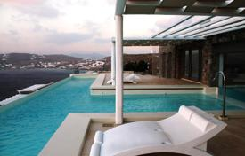 Luxury 6 bedroom houses for sale in Greece. Villa – Mikonos, Aegean Isles, Greece