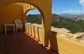 Apartments for sale in Cumbre. Apartment of 2 bedrooms with communal pools in Benitachell
