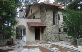 Property for sale in Pano Platres. Four Bedroom Detached House