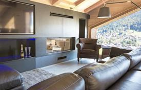 Residential for sale in Auvergne-Rhône-Alpes. Modern apartment with four bedrooms in a new residence next to the ski slopes, Morzine, France