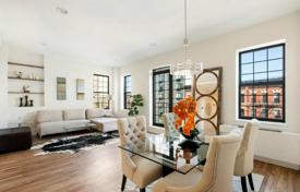 2 bedroom apartments for sale in North America. The apartment overlooking Central Park and the Cathedral of Saint John the Divine in Harlem, New York